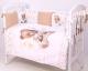 Комплект постельный в кроватку Топотушки Пижамная вечеринка 6 / 684 -