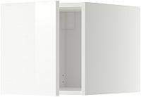 Шкаф навесной для кухни Ikea Метод 092.325.81 -