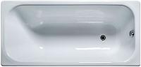 Ванна чугунная Универсал Ностальжи-У 140x70 (1 сорт, без ножек) -