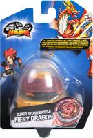 Игрушка детская Infinity Nado Волчок Компакт Fiery Dragon / 37694 -