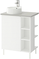 Тумба под умывальник Ikea Лиллонген/Вискан/Гутвикен 492.947.65 -