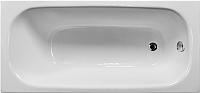 Ванна акриловая Eurolux Lait Plus 170x70 / E1017070018 (с каркасом) -