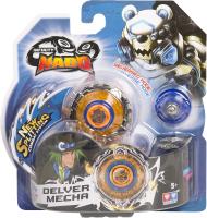 Игрушка детская Infinity Nado Волчок Стандарт Delver Mecha / 36051 -