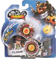 Игрушка детская Infinity Nado Волчок Стандарт Flame / 36050 -