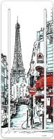 Закладка для книг Феникс+ Париж / 48991 (разноцветный) -