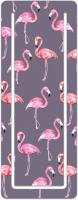 Закладка для книг Феникс+ Фламинго / 48999 (фиолетовый) -