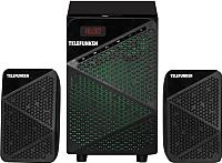 Микросистема Telefunken TF-MSM2.104 (черный) -