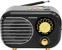 Радиоприемник Telefunken TF-1682UB (черный/золото) -