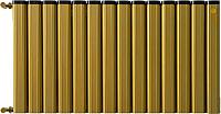 Радиатор алюминиевый Anit Pioneer 120 (17 секций, золото) -