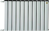 Радиатор алюминиевый Anit Pioneer 80 (11 секций, белый) -