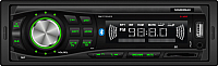 Бездисковая автомагнитола SoundMax SM-CCR3184FB (черный) -