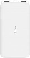 Портативное зарядное устройство Xiaomi Redmi Powerbank 10000mAh / VXN4286GL (белый, с кабелем) -