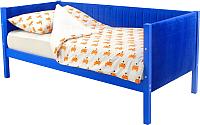 Кровать-тахта Бельмарко Skogen / 742 (синий) -