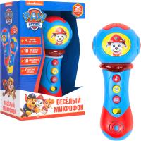 Музыкальная игрушка PAW Patrol Микрофон / 32695 -