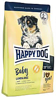 Корм для собак Happy Dog Baby Lamb & Rice / 60392 (4кг) -