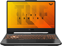 Игровой ноутбук Asus TUF Gaming A15 FA506IV-HN242 -