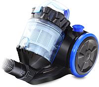 Пылесос Ginzzu VS424 (черный/синий) -