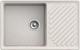 Мойка кухонная GranFest Quarz GF-ZL-53 (белый) -