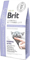 Корм для кошек Brit VD Cat Grain Free Gastrointestinal / 528431 (400г) -