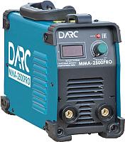 Инвертор сварочный Darc MMA-2500 Pro -