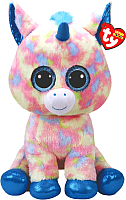 Мягкая игрушка TY Beanie Boo's Единорог Blitz / 37261 -