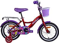 Детский велосипед AIST Lilo 2020 (14, красный) -