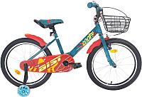 Детский велосипед AIST Goofy 2020 (16, зеленый) -