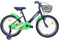 Детский велосипед AIST Goofy 2020 (16, синий) -
