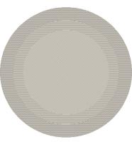 Ковер Sintelon Adria 01SGS / 332230007 (120x120) -