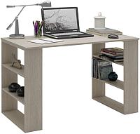 Письменный стол MFMaster Рикс-7 / МСТ-ССР-07-ДС-16 (дуб сонома) -