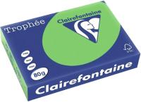 Бумага Trophee A4 80г/м 100л / 4115C (ярко-зеленый) -