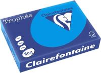 Бумага Trophee A4 80г/м 100л / 4111C (ярко-синий) -