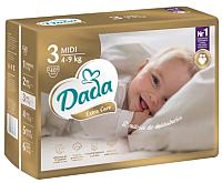 Подгузники детские Dada Extra Care Midi 3 (40шт) -