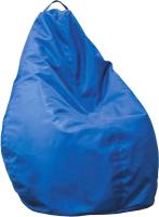 Бескаркасное кресло Комфорт-S Груша (оксфорд 240/синий) -