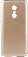 Чехол-накладка CASE Deep Matte v.2 для Redmi Note 4X (золото) -