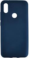 Чехол-накладка CASE Deep Matte для Mi A2 Lite / Redmi 6 Pro (синий) -