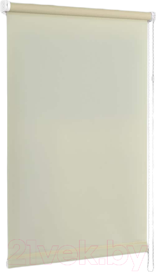 Купить Рулонная штора Delfa, Сантайм Уни СРШ-01 МД116 (62x170, шампань), Беларусь, ткань