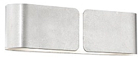 Светильник Ideal Lux Clip AP2 Mini Argento / 91136 -