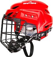 Шлем хоккейный ЭФСИ NRG 110 (S, красный) -