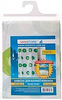Шторка-занавеска для ванны VanStore Green Point Peva 61008 -