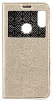 Чехол-книжка CASE Hide Series для Mi A2 Lite / Redmi 6 Pro (золото) -