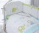 Комплект в кроватку Incanto The Jungle (7 предметов) -
