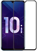 Защитное стекло для телефона CASE Full Glue для Honor 10i (черный) -