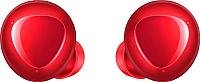 Наушники-гарнитура Samsung Galaxy Buds Plus / SM-R175NZRASER (красный) -
