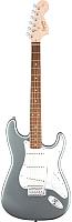Электрогитара Fender Squier Affinity Stratocaster LRL Slick Silver -