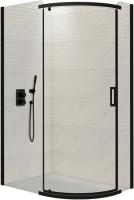 Душевой уголок New Trendy New Komfort Black K-0471 (120x85) -