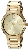 Часы наручные женские Anne Klein AK/3168CHGB -