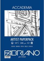 Набор бумаги для рисования Fabriano Accademia / 50813200 -