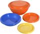 Набор пластиковой посуды Martika Дачный / С70 -