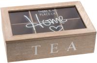 Емкость для хранения Белбогемия Шкатулка для чая DE14010 / 94483 -